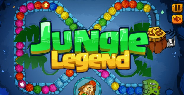 Spielen Jungle Legend