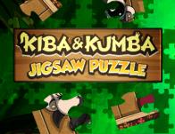 Play Kiba & Kumba Jigsaw Puzzle