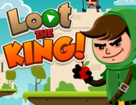 Play Loot The King