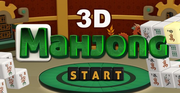 Play Mahjong 3D