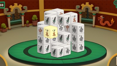 Spielen Mahjongg 3D