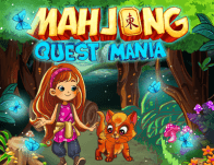 Play Mahjong Quest Mania