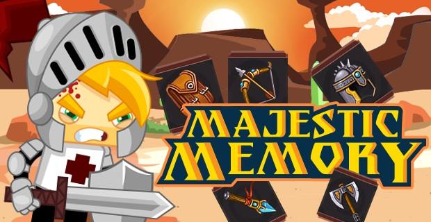Play Majestic Memory
