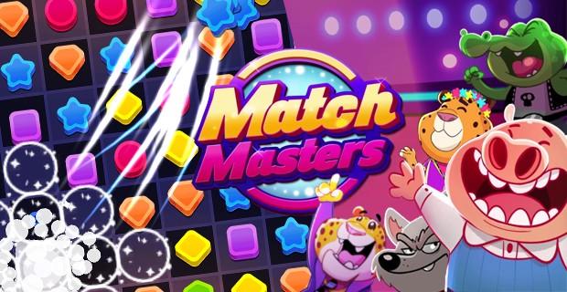 Gioca Match Masters