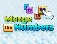 Play Merge the Numbers