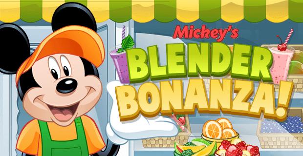 Play Mickey Blender Bonanza