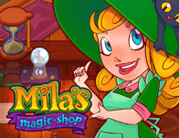 Play Mila's Magic Shop