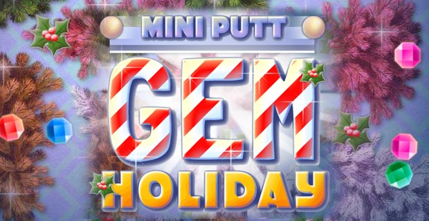 Joacă Mini Putt Gem Holiday