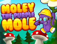 Play Moley the Purple Mole