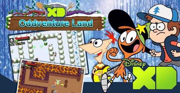 Play Oddventureland