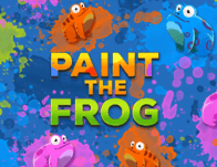Play Paint the Frog