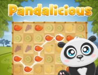 Play Pandalicious