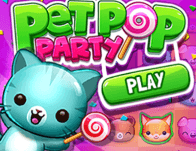 Play Pet Pop Party