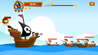 Jogar Pirate Hunter