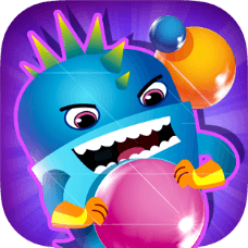 Play Bubble Crush: Planet Defense