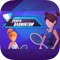 Играть Power Badminton