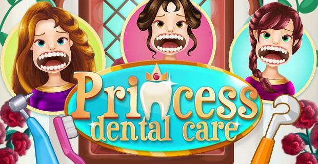 Jogar Princesa Dentista