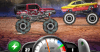 Играть Racing Monster Trucks