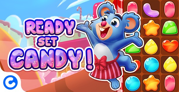 Spielen Ready Set Candy