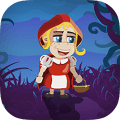 Spelen Red Riding Hood Run