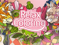 Play Relax Coloring