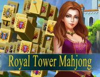 Play Royal Tower Mahjong
