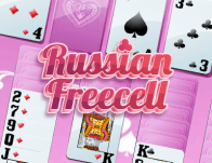 Play Russian Freecell