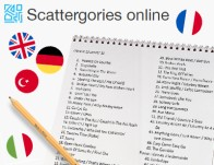 Play Scattergories