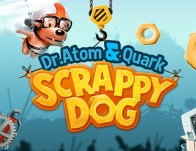 Play Atom & Quark: Scrappy Dog