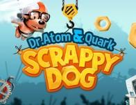 Play Atom & Quark: Scrappy Dog