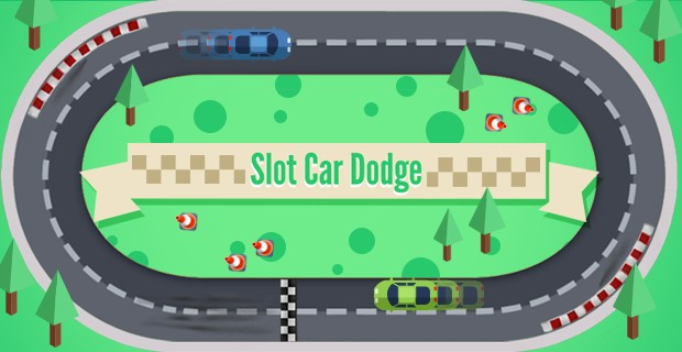 Spielen Slot Car Dodge