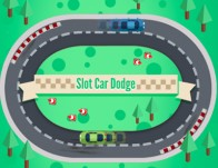 Play Slot Car Dodge