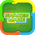 Play Snakes Maze