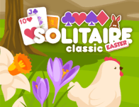 Play Solitaire Classic Easter