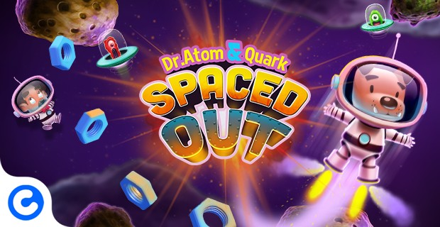 Jugar Atom & Quark: Spaced Out