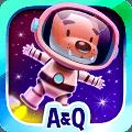 遊ぶ ワン太と宇宙冒険