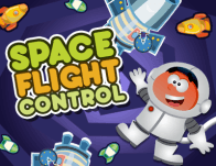 Play Space Flight Control