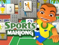 Play Sports Mahjong