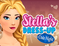 Play Stella's Dress Up: Date Night