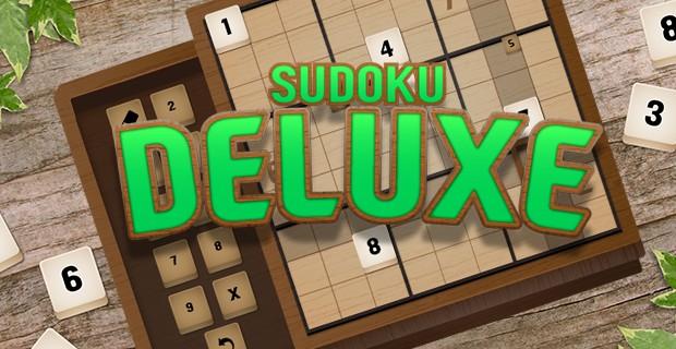 Play Sudoku Deluxe