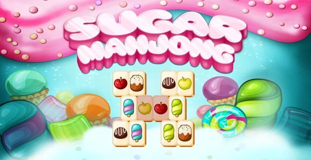 Play Sugar Mahjong