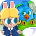 开始 Super Bunny World