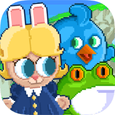 Play Super Bunny World