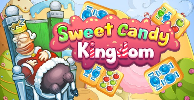 开始 Sweet Candy Kingdom
