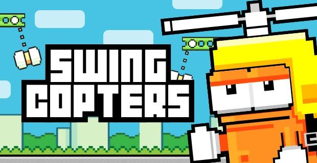 Играть Swing Copters