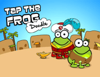 Play Tap the Frog Doodle