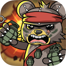 Play Teddy Bear Zombie Grenades