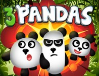Play Three Pandas