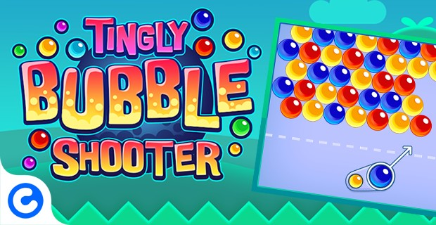 Играть Tingly Bubble Shooter
