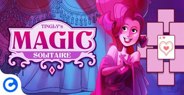 Jogar Tingly's Magic Solitaire